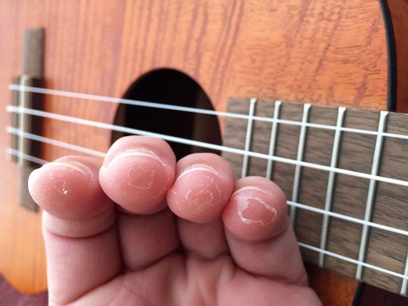 Uke Fingers